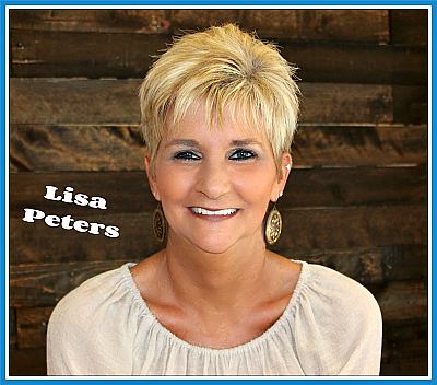 Lisa Peters - Dir. of Finance/Supervisor of Church Ops and Maint