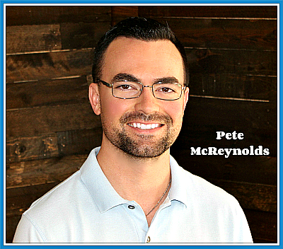 Pete McReynolds - Worship Leader