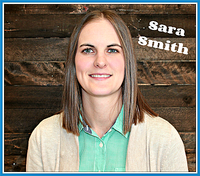 Sara Smith - Director of Inbetween Ministry