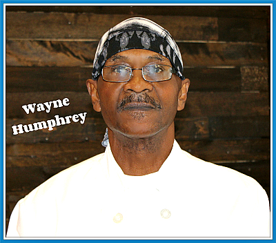 Wayne Humphrey - Kitchen Staff