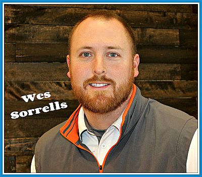 Wes Sorrells - Executive Pastor of Ministries